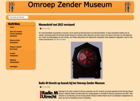 omroepzendermuseum.nl