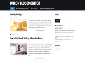 omron-bloodmonitor.com