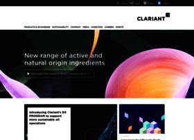 oms.clariant.com