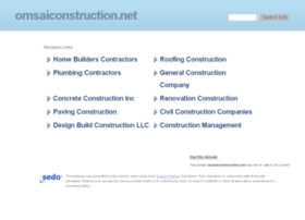 omsaiconstruction.net