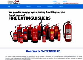 omtradingcompany.com