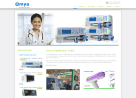 Omya-healthcare.com