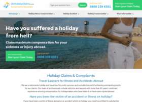 on-holiday-claims.co.uk