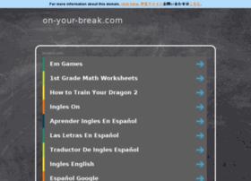 on-your-break.com
