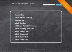 onanie-lesson.com