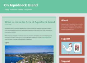 onaquidneck.com