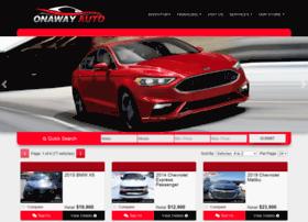 onawayauto.com