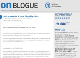 onblogue.com