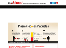 onblood.es