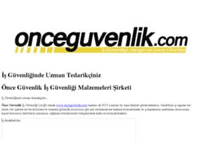 onceguvenlik.net