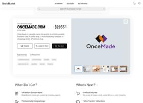 oncemade.com