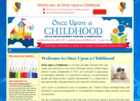 onceuponachildhood.net