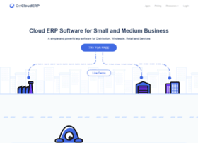 onclouderp.com