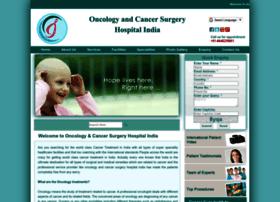 oncologyandcancersurgeryhospitalindia.com