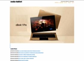 onda-tablet.com