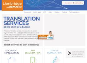 ondemand.lionbridge.com