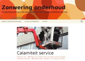 onderhoud-zonwering.nl