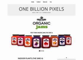 one-billion-pixels.blogspot.com