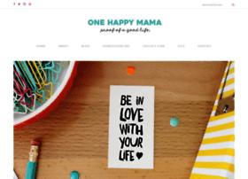 one-happy-mama.com
