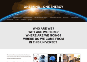 One-mind-one-energy.com
