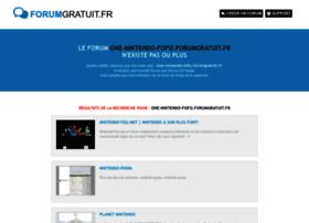 one-nintendo-fofo.forumgratuit.fr
