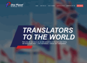 one-planet.net