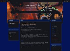 one-shot-at-glory.shivtr.com
