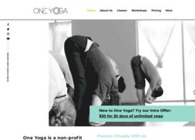 one-yoga.org
