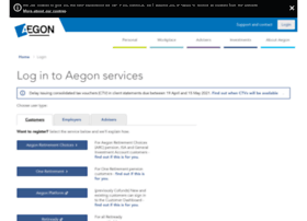 one.aegon.co.uk