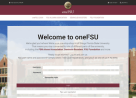 one.fsu.edu