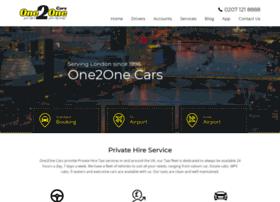 one2onecars.com