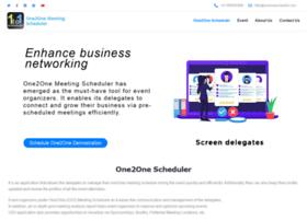 one2onescheduler.com