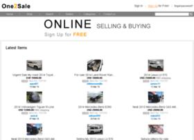 one2sale.com