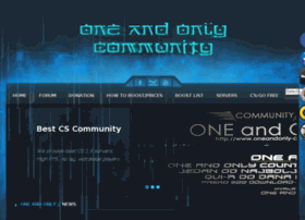 oneandonly-cs.info