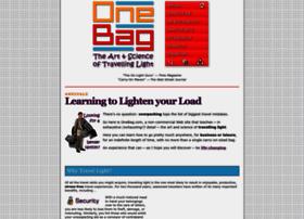 onebag.com