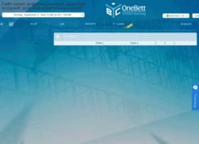 onebett.com