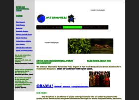 onebiosphere.com