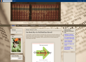 onebookshy.blogspot.com