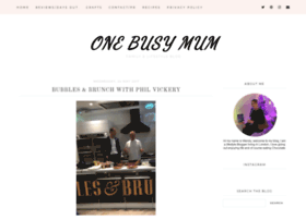 onebusymum.com