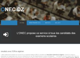 onec-algerie.com