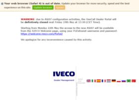 onecall-dealer.iveco.com