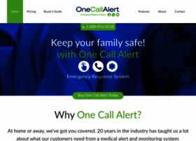 onecallmedicalalert.com