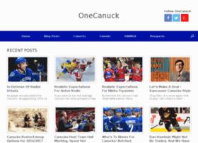 onecanuck.com