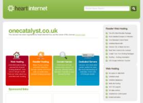 onecatalyst.co.uk