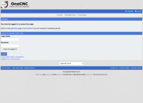 onecncforum.com