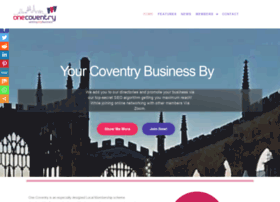 onecoventry.co.uk