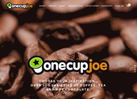 onecupjoe.com