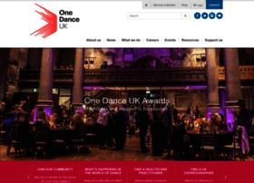 onedanceuk.org