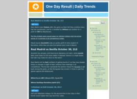 onedayresult.blogspot.co.uk