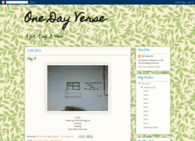 onedayverse.blogspot.com